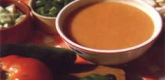 receta gazpacho